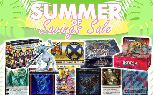 Summer of Savings Sale