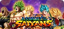 Dragon Ball Super Assault of the Saiyans
