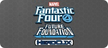 Fantastic Four Future Foundation HeroClix