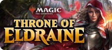 Magic the Gathering Throne of Eldraine