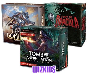 WizKids Board Games