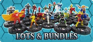 Heroclix Lots and Bundles
