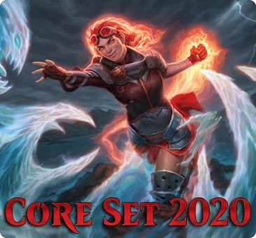 Magic The Gathering Core Set 2020