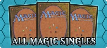 Magic The Gathering All Singles