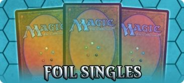 Magic The Gathering Foil Singles