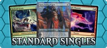 Magic The Gathering Standard Singles