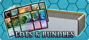 Magic The Gathering Lots and Bundles