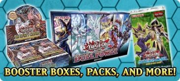 Yugioh Sealed Product