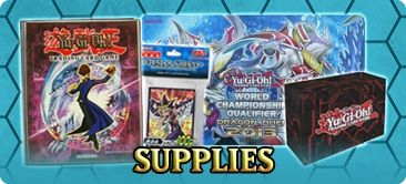 Yugioh Supplies