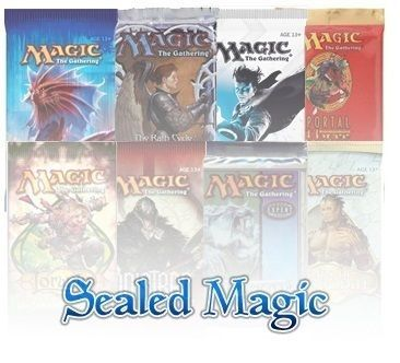Magic The Gathering Sealed Product