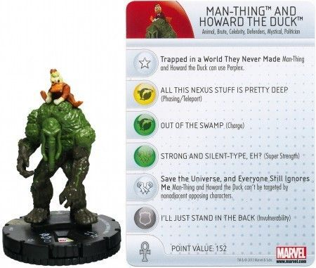 Man Thing And Howard The Duck 047 Amazing Spider Man