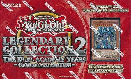 yugioh legendary collection gameboard edition price