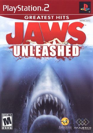 jaws unleashed greatest hits playstation 2 sony playstation 2 ps2