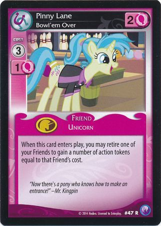 My Little Pony CCG Friends Forever Sealed Booster Box 36 packs
