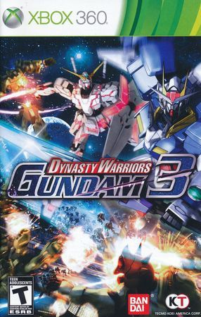 Dynasty warriors gundam ps4