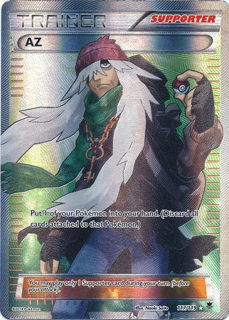 Az 117 119 Full Art Ultra Rare Xy Phantom Forces