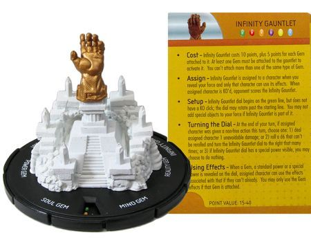 Marvel: Infinity Gauntlet - HeroClix - Troll And Toad
