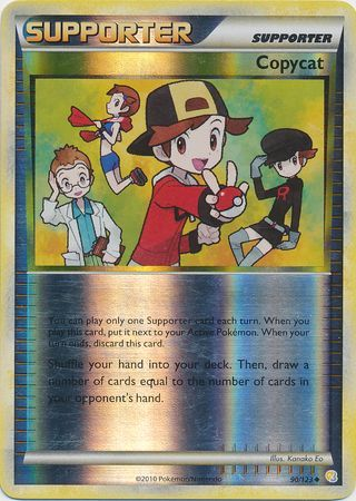 Copycat 138//165 Non Holo Pokemon Card Unlimited Expedition Base Set EX