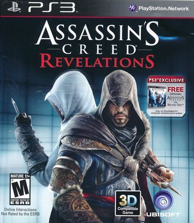 Assassins Creed Revelations Ps3 Complete Nm Play Station 3 Video