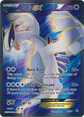 Lugia Ex Xy Ancient Origins Pokemon Trollandtoad