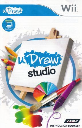 Udraw Studio Wii Nintendo Wii Video Games