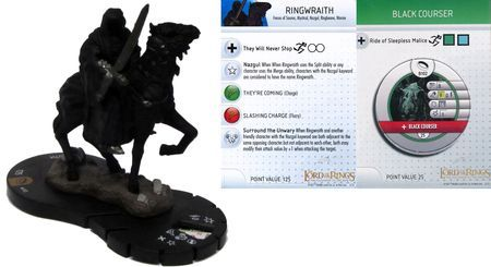 Figurki i pionki HeroClix Lord of the Rings Fellowship of the Ring S101 Mithril Vest Gry planszowe i fabularne