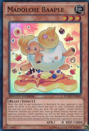 WGRT-EN025 Red Ogre Super Rare Limited Edition Mint YuGiOh Card