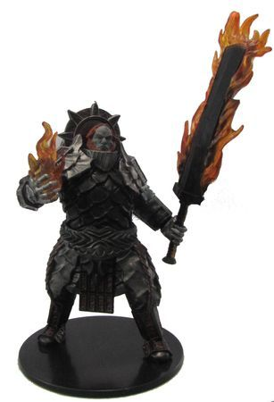 Fire Giant (Sword) #27/45 D&D Icons of the Realms: Storm ...
