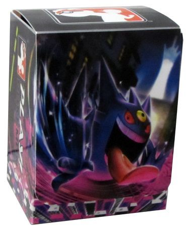 Play Pokemon Mega Gengar Deck Box Toys & Hobbies