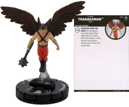 THANAGARIAN #006 The Joker/'s Wild DC HeroClix