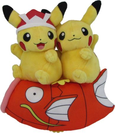 Wondrous Paired Pikachu Celebrations Poke Plush Childrens Day Pikachu Official Pokemon Plushes Toys Pokemon Gmtry Best Dining Table And Chair Ideas Images Gmtryco