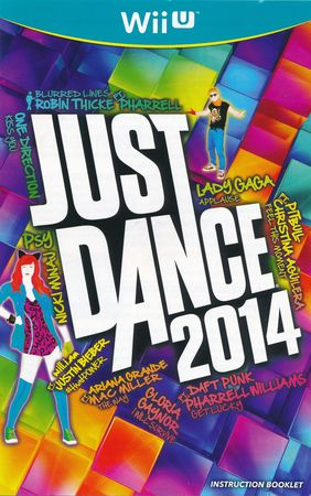 Just Dance 2014 Wii U Nintendo Wii U Video Games