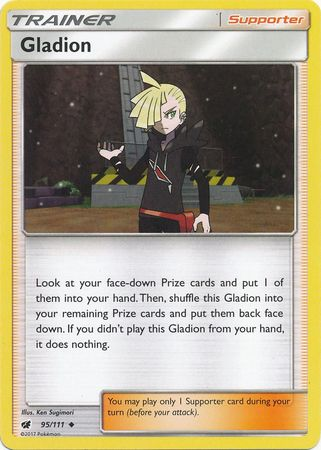 Image result for gladion card pokemon