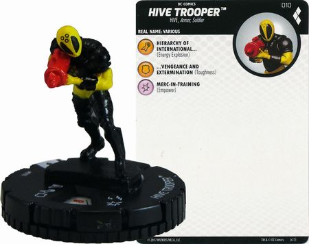 Kite Man #044 Harley Quinn and the Gotham Girls DC Heroclix NM DC