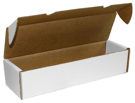 1000ct Cardboard Box For Card Storage (1 BX G1000) (BCW)