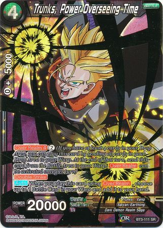 BT3-045 Babidi Dragon Ball Super TCG Agent of Resurrection Foil Common