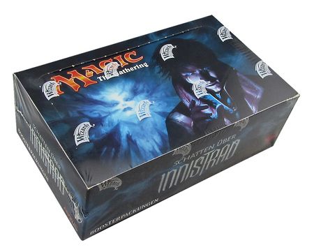 German MTG New Shadows over Innistrad Booster Box Sealed