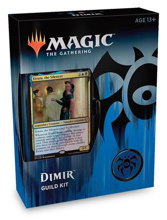 Guilds of Ravnica Dimir Guild Kit (MTG)