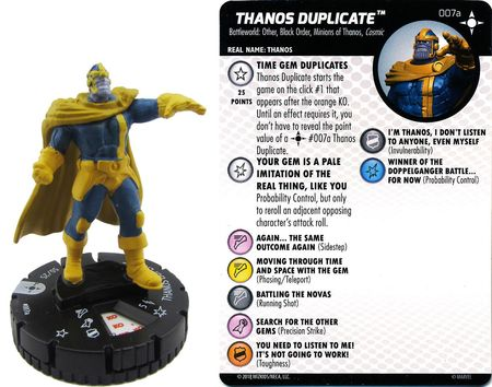 Marvel: Secret Wars - Battleworld - HeroClix - Troll And Toad
