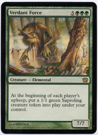 RIVER BEAR 9th Edition MTG Magic the Gathering DJMagic