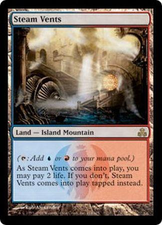 Image result for Steam Vents mtg