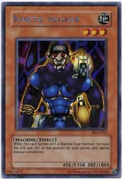 Kinetic Soldier Wc4 002 Secret Rare Yu Gi Oh Promo