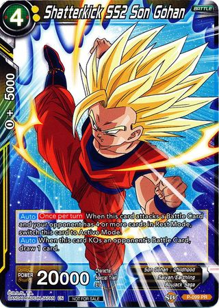 Evil Ambitions P-119 Promo Non-Foil x1 Dragon Ball Super Card Game King Piccolo