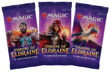 Throne of Eldraine Booster Pack MTG Sealed MTG Magic