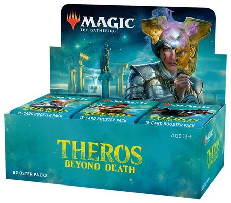 MTG Magic The Gathering Theros sealed booster pack x1
