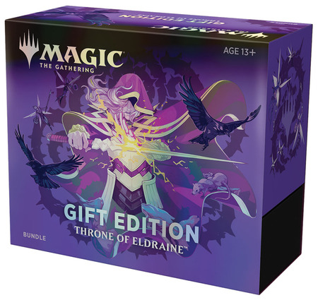MTG: Throne of Eldraine Bundle Gift Edition -  Wizards of the Coast
