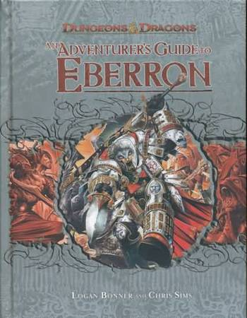 Image result for adventurers guide to eberron