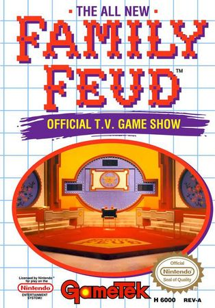 Family Feud NES
