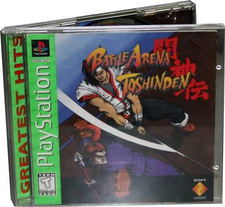 Battle Arena Sony Playstation Ps1 Video Games Trollandtoad