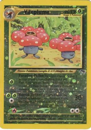 Vileplume Best Nature